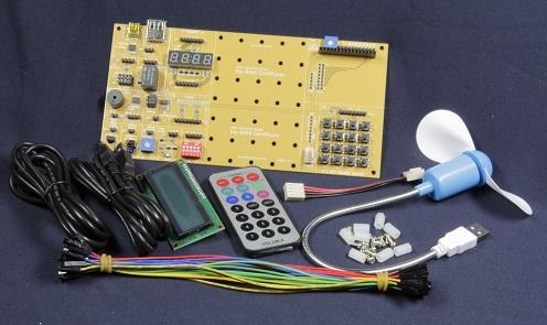 arduino晶片控制实务