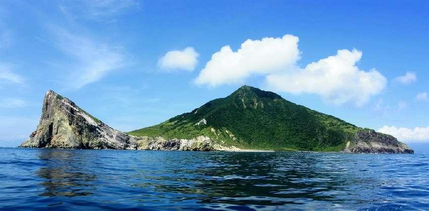 龟山岛绕岛 登岛 401高地 百合花季